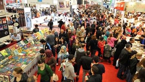 38. Uluslararası İstanbul Kitap Fuarı için geri sayım