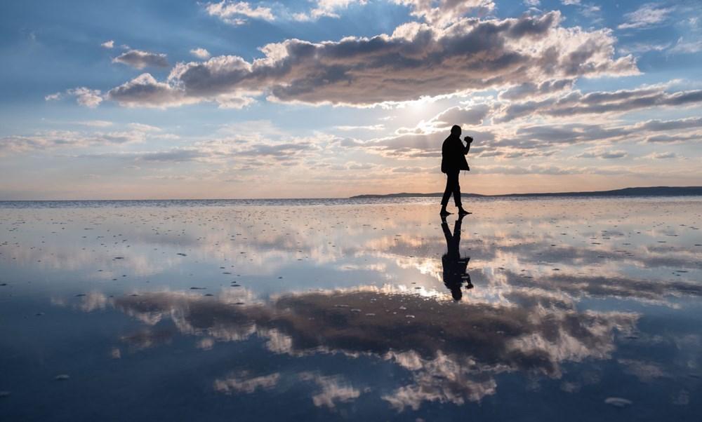 Tuz Gölü küçülüyor - 5