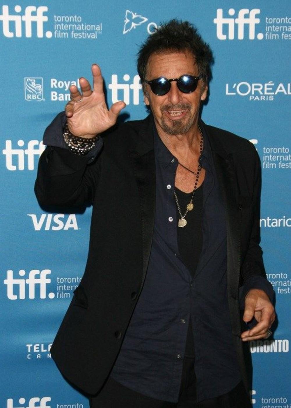 81. doğum gününde 81 fotoğrafla Al Pacino - 65