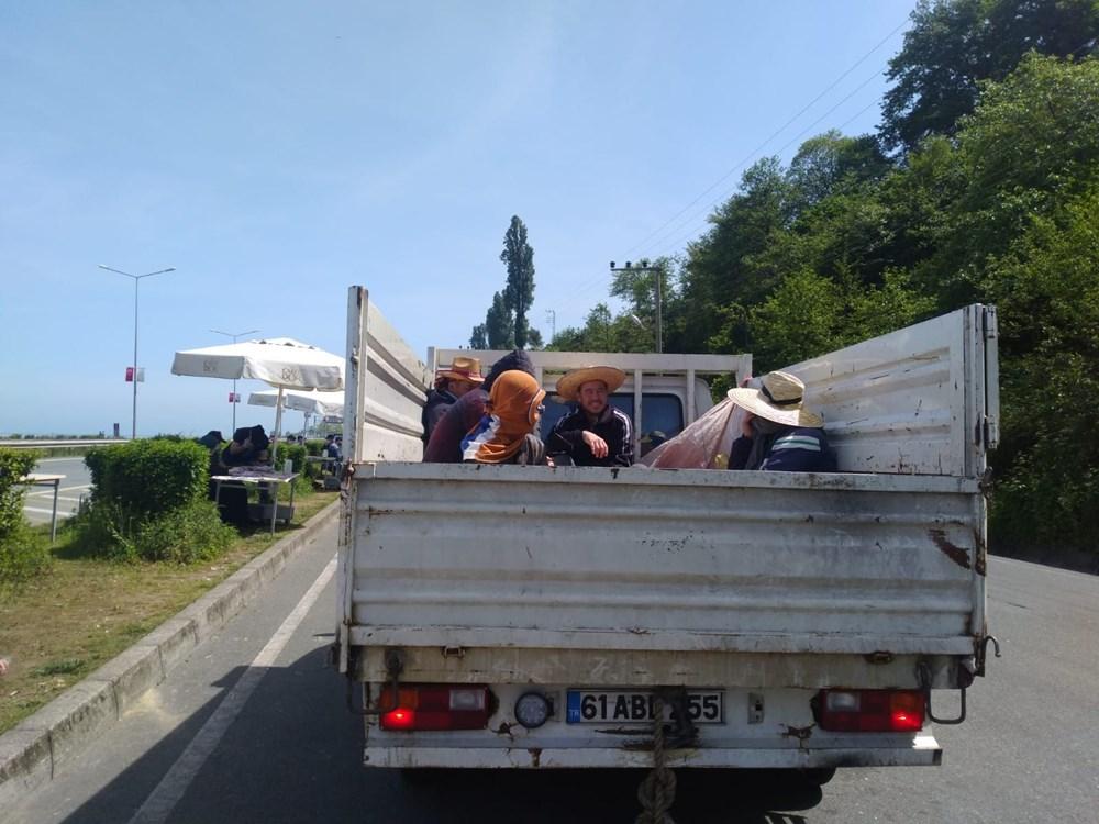Çay göçü ile Rize'ye giden 30 bin kişiye validen uyarı - 5