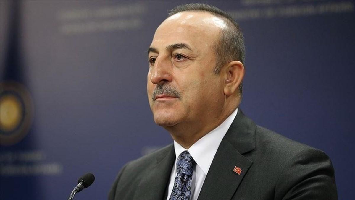 SON DAKİKA:Dışişleri Bakanı Çavuşoğlu'ndan İsrail'e tepki