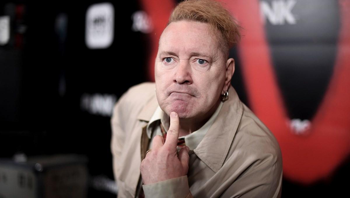 John Lydon: Eşim ben hariç her şeyi unuttu