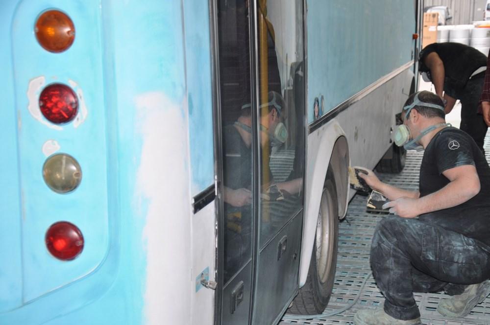 İstanbul'da tek tip toplu taşıma dönemi başlıyor - 7