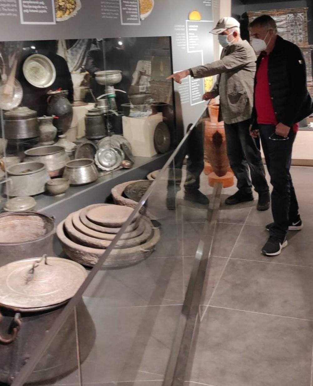 Şenol Güneş Uzungöl Müzesi'ni gezdi - 4