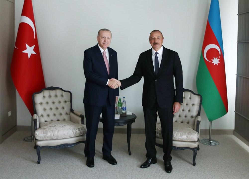 Cumhurbaşkanı Erdoğan ve Aliyev Şuşa Beyannamesi'ni imzaladı - 22