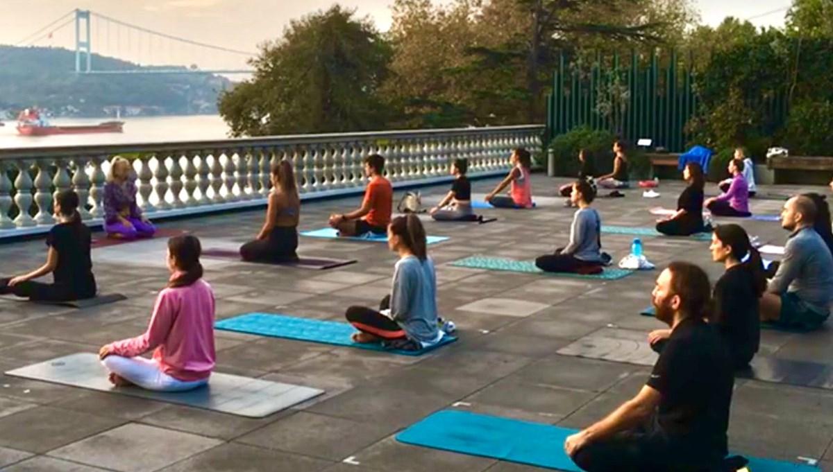 Sakıp Sabancı Müzesi'nin 'Müzede Yoga' etkinliği başlıyor
