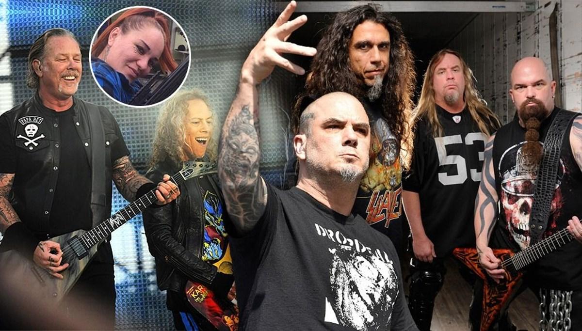Çocuklarına heavy metal gruplarının isimleri verdi: Metallica, Slayer ve Pantera
