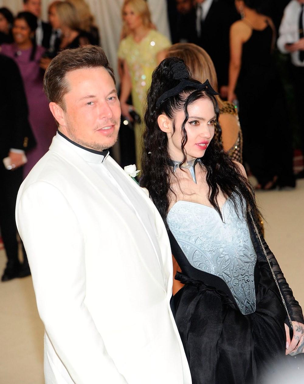 Elon Musk bebeğinin ismini açıkladı - 6