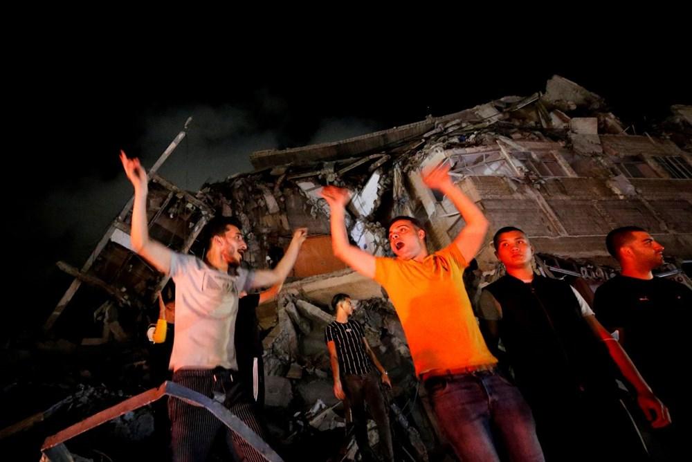 """Gazze ve Batı Şeria'da """"ateşkes"""" sevinci - 6"""