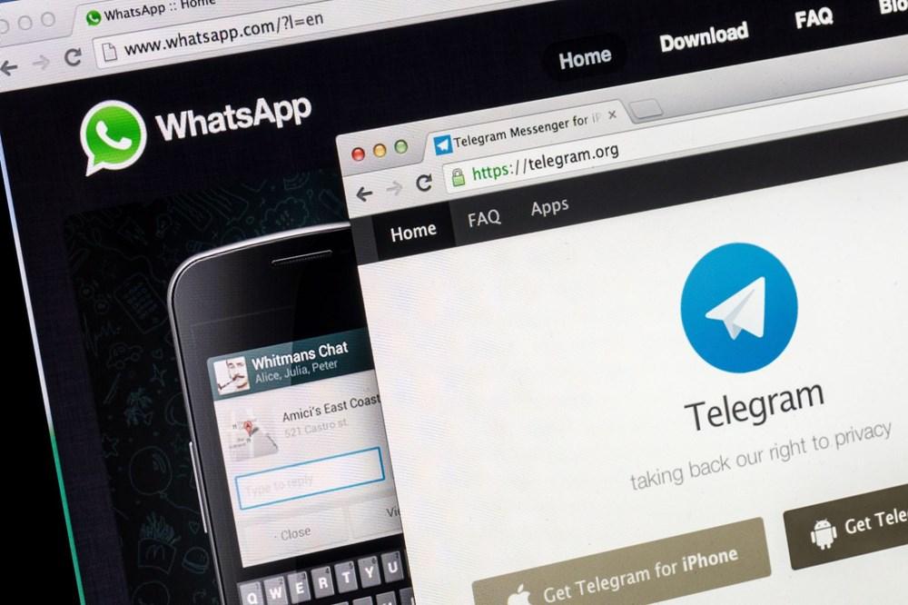 WhatsApp'tan yeni özellik: 5 kereyle sınırlandırıldı - 12
