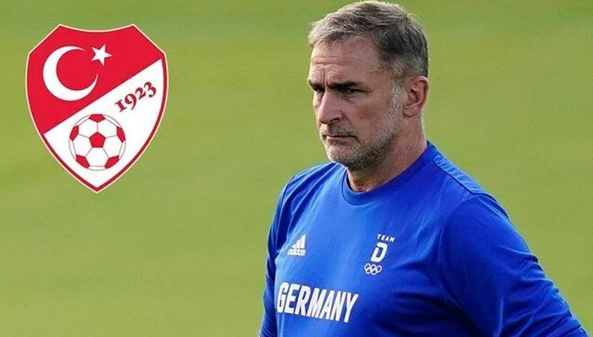 A Milli Takım yeni teknik direktörü Stefan Kuntz kimdir?