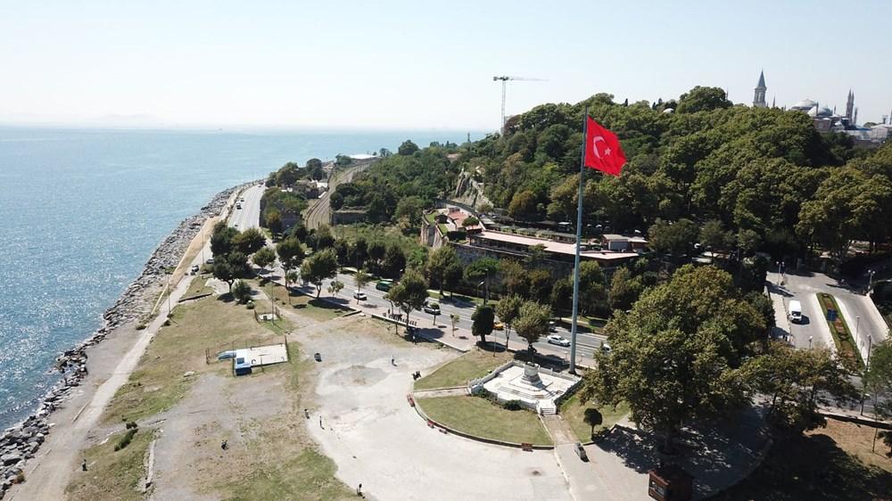 Türkiye'nin ilk Atatürk Anıtı'na restorasyon - 4