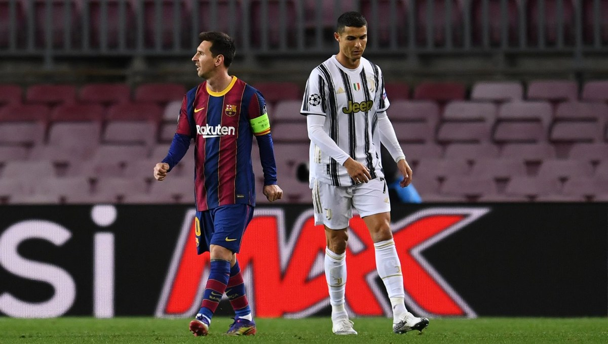Ronaldo ve Messi'den Suudi Arabistan'ın reklam teklifine ret