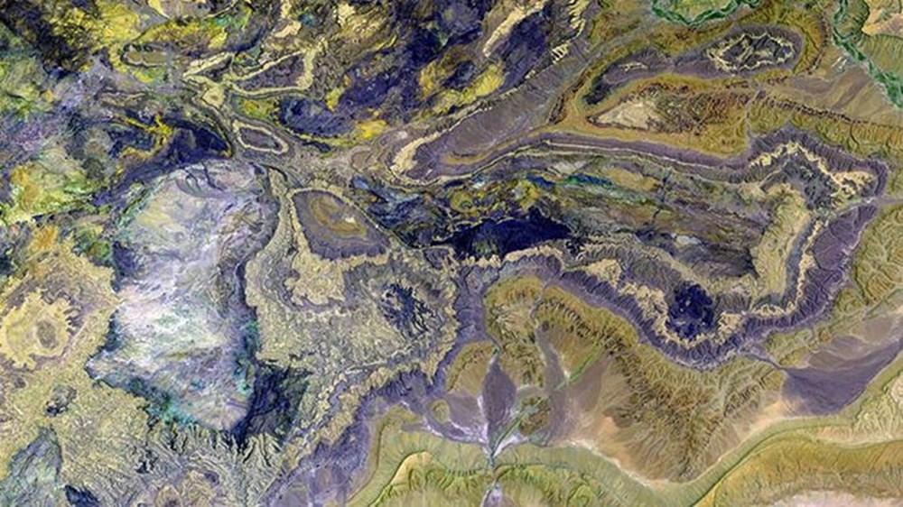 NASA Ankara'dan fotoğraf paylaştı (Astronotların gözünden gezegenimiz) - 16