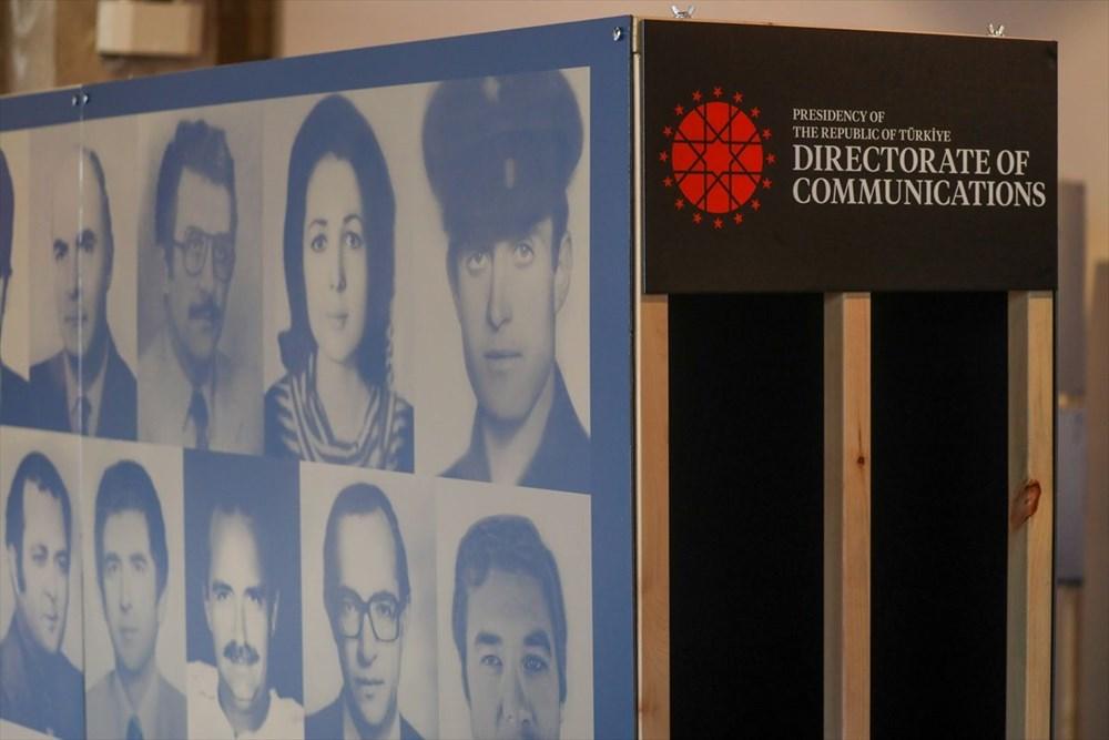 Cumhurbaşkanlığı İletişim Başkanlığı'ndan ABD'de Şehit Diplomatlar Sergisi - 11