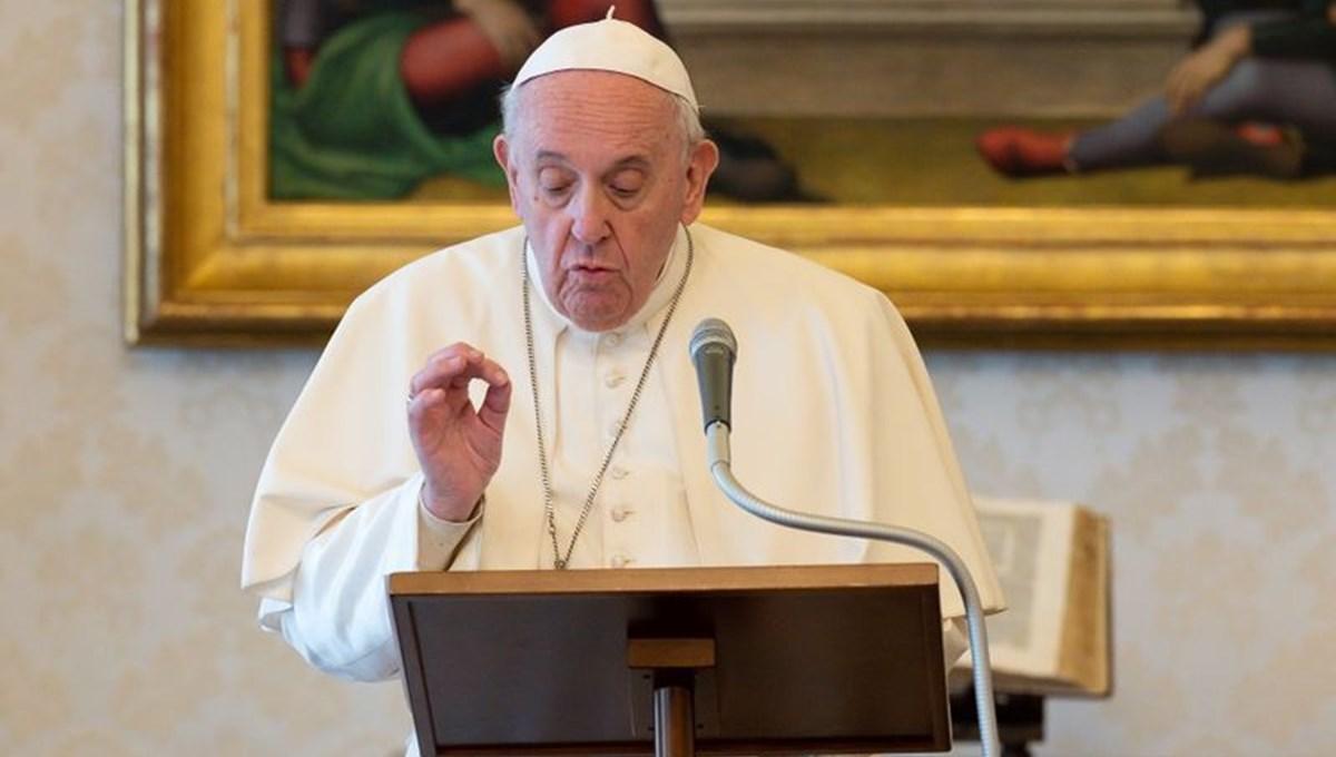 Papa'dan Kudüs açıklaması: Özel bir endişeyle takip ediyorum
