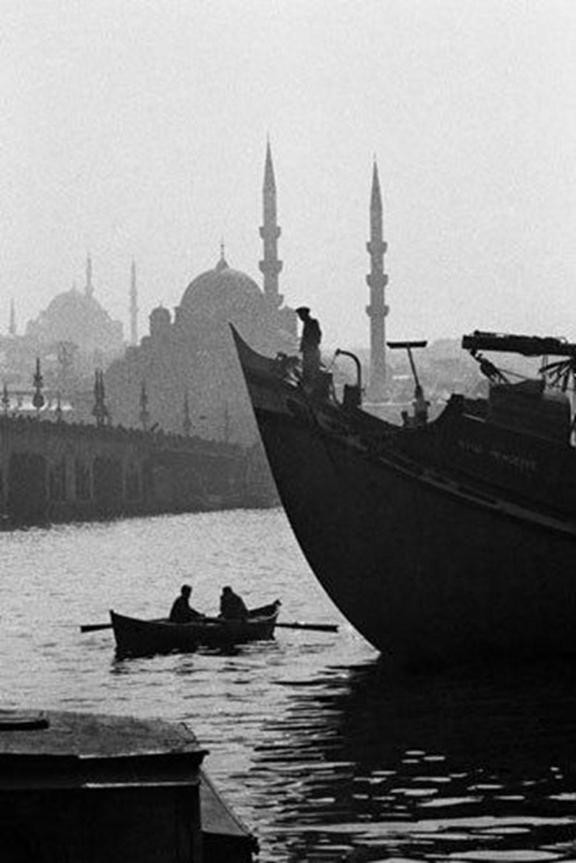 Vefatının ikinci yılında Ara Güler'in objektifinden İstanbul fotoğrafları - 23