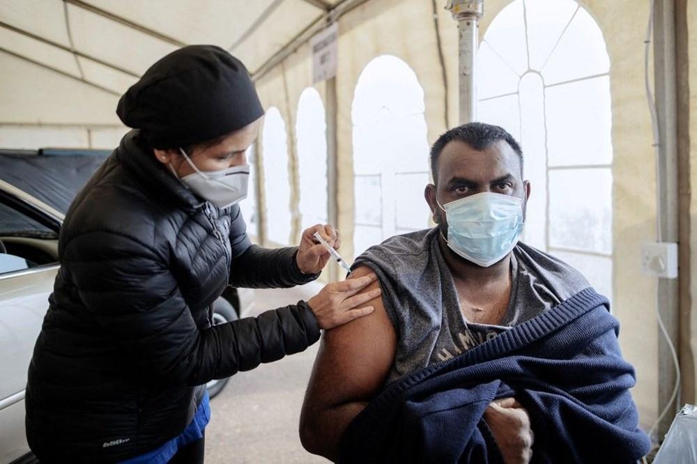 Uygulanan aşı dozu 6 milyarı geçti:  En az15 ülke yüzde 3'ünü bile aşılayamadı - 15