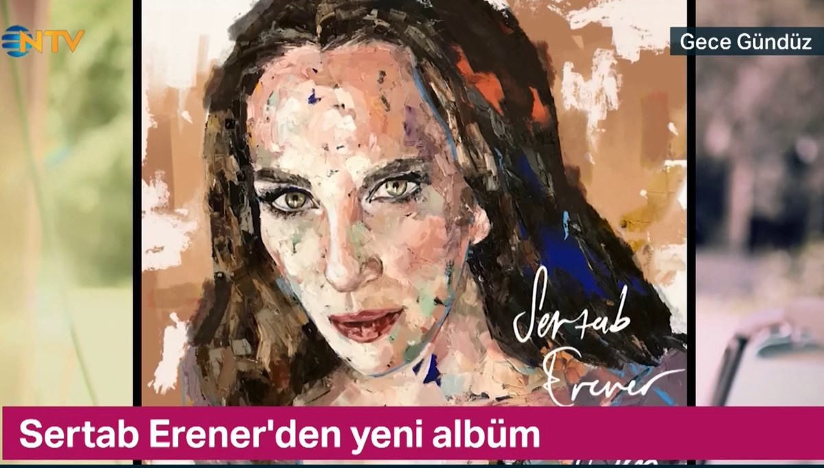 Sertab Erener'den yeni albüm (Gece Gündüz 17 Haziran 2020)