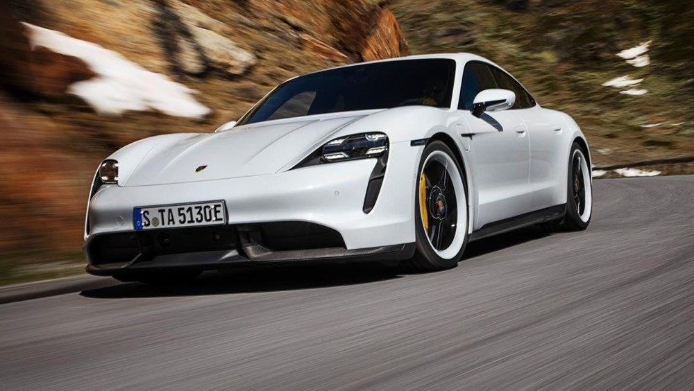 Porsche Taycan, Guinness Rekorlar Kitabı'na girdi - 12