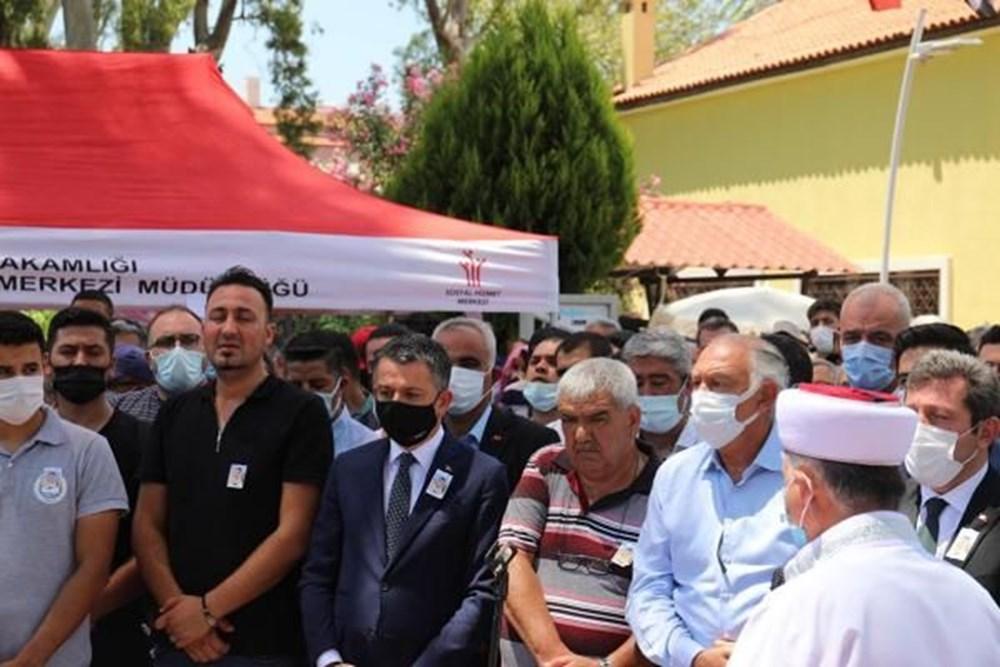Muğla'da 'orman şehidi' törenle son yolculuğuna uğurlandı - 31