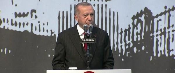 Cumhurbaşkanı Erdoğan: Bizim kızıl elmamız da büyük ve güçlü Türkiye'dir