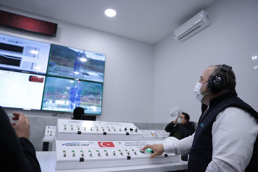 Milli Uzay Programı: Yerli roket motoru testi geçti - 17