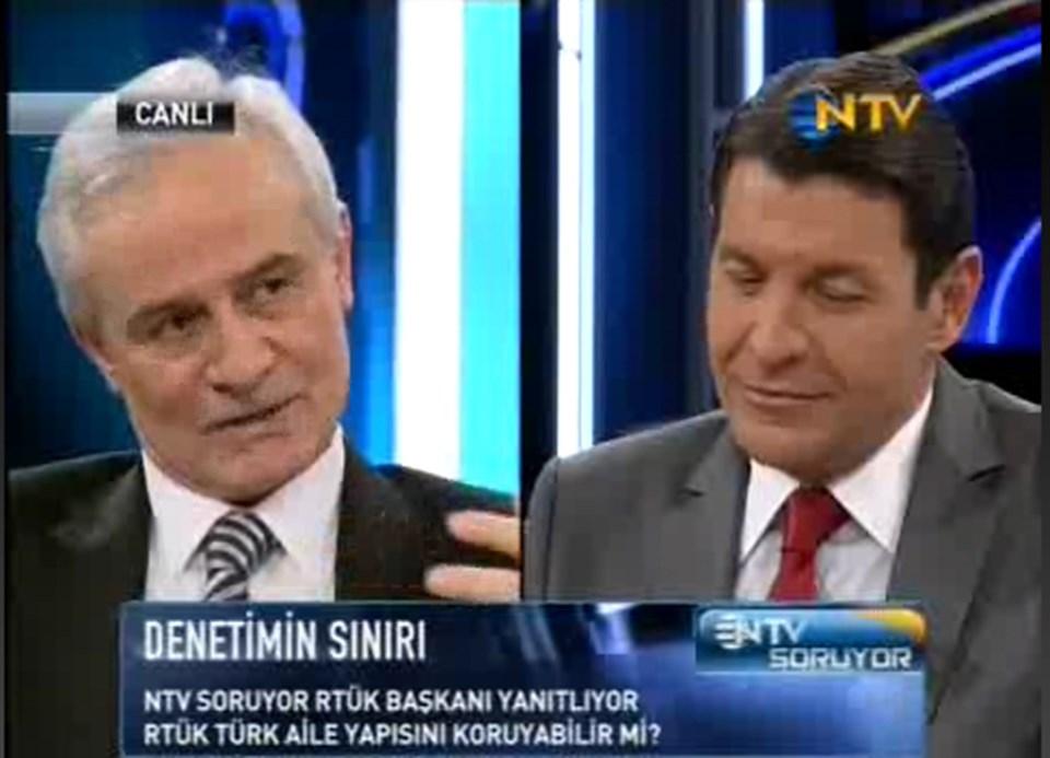 RTÜK Başkanı Prof. Dr. Davut Dursun