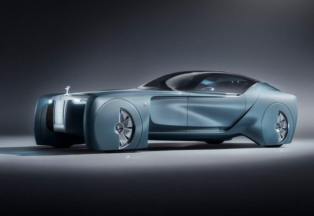 Rolls-Royce'un ilk elektrikli otomobili: İsmi açıklandı - 6