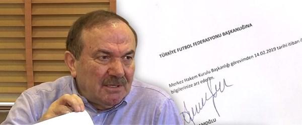 Namoğlu: Son damlayı Trabzonspor maçı taşırdı, monitöre bakıp yanlış karar verildi