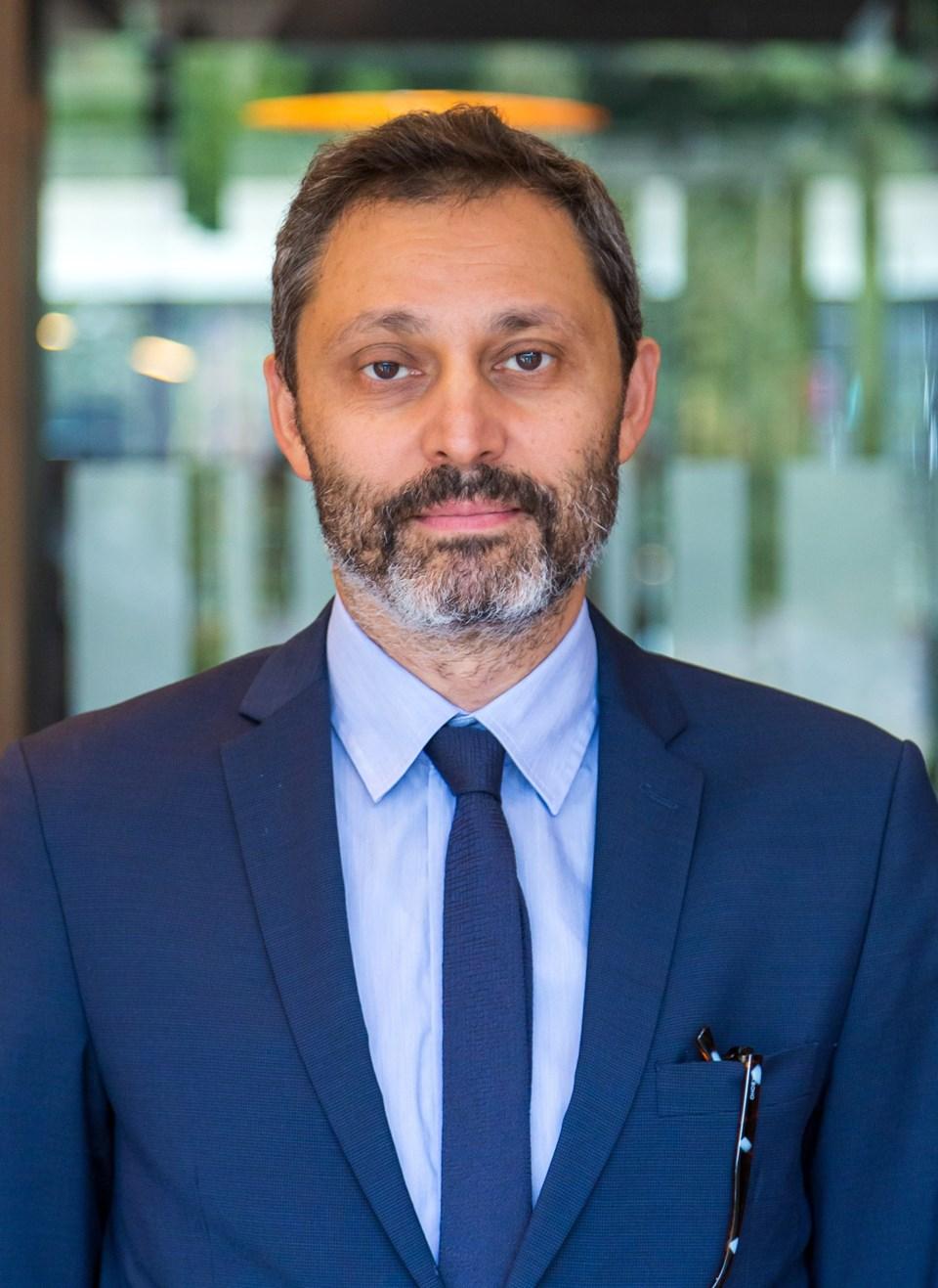 Re-Pie Portföy Yönetim Kurulu Başkanı Dr. M. Emre Çamlıbel