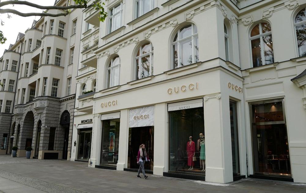 İtalyan moda devi Gucci'den 20 bin liralık elbise - 5