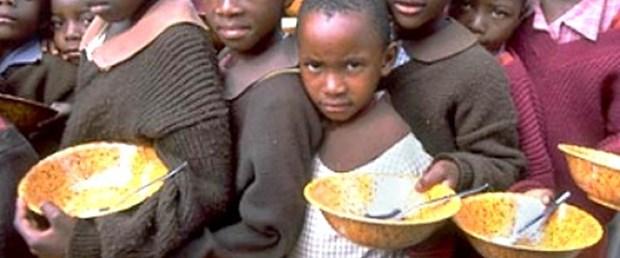 1 milyara yakın insan aç