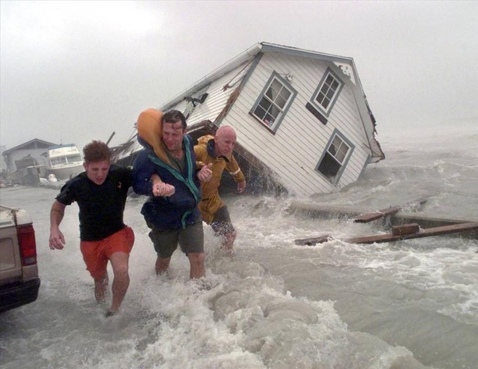 1998: Georges fırtınası