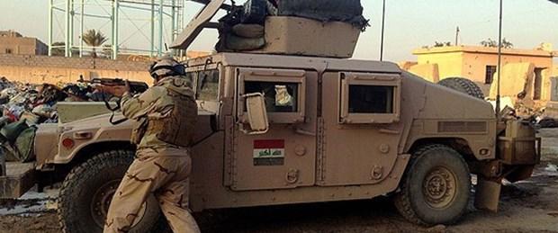 16 IŞİD militanı öldürüldü