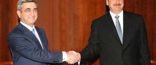 2 yıl sonra Azeri-Ermeni buluşması
