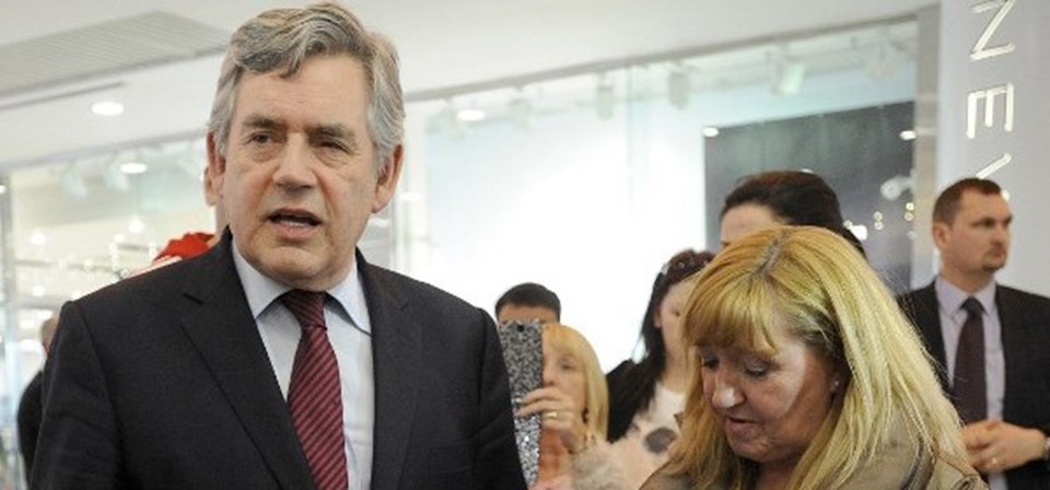 Eski Başbakan Gordon Brown da artık Avam Kamarası'nda yer alamayacak.