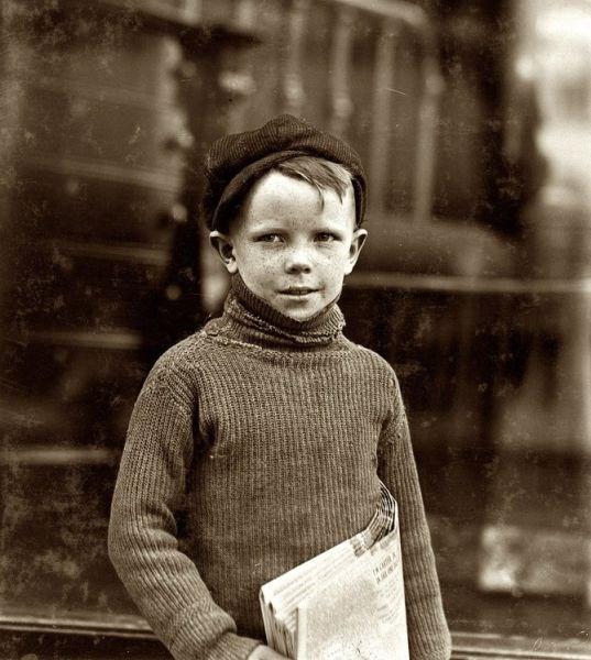 20. yüzyıl Amerikası'nın çocukları