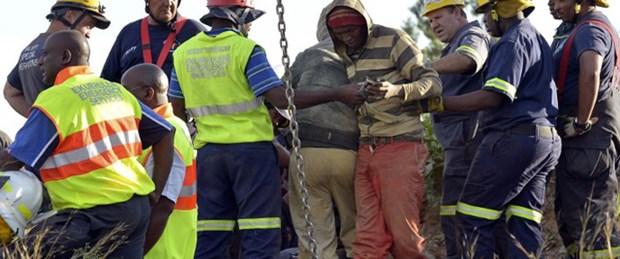 200 madenci göçük altında kaldı