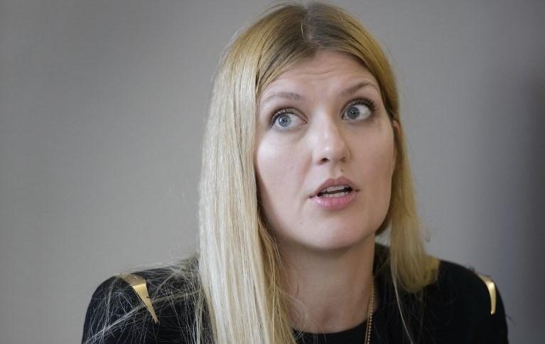 ICAN'ın Cenevre'deki bürosunda 34 yaşındaki Beatrice Fihn'le birlikte 4 kişi çalışıyor.