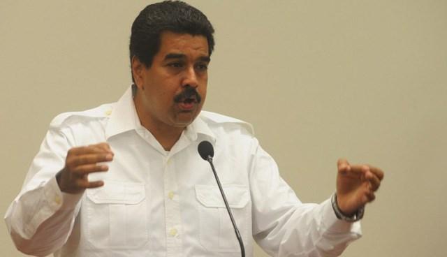 Venezuela Devlet Başkanı Maduro, Snowden'ın dünyanın korumasını hak ettiğini söyledi.