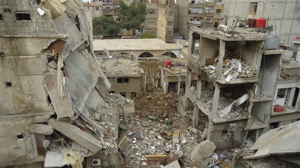 28 foto muhabirinin gözünden Suriye savaşı