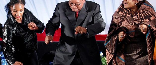 3 eşli devlet başkanı: AIDS değilim