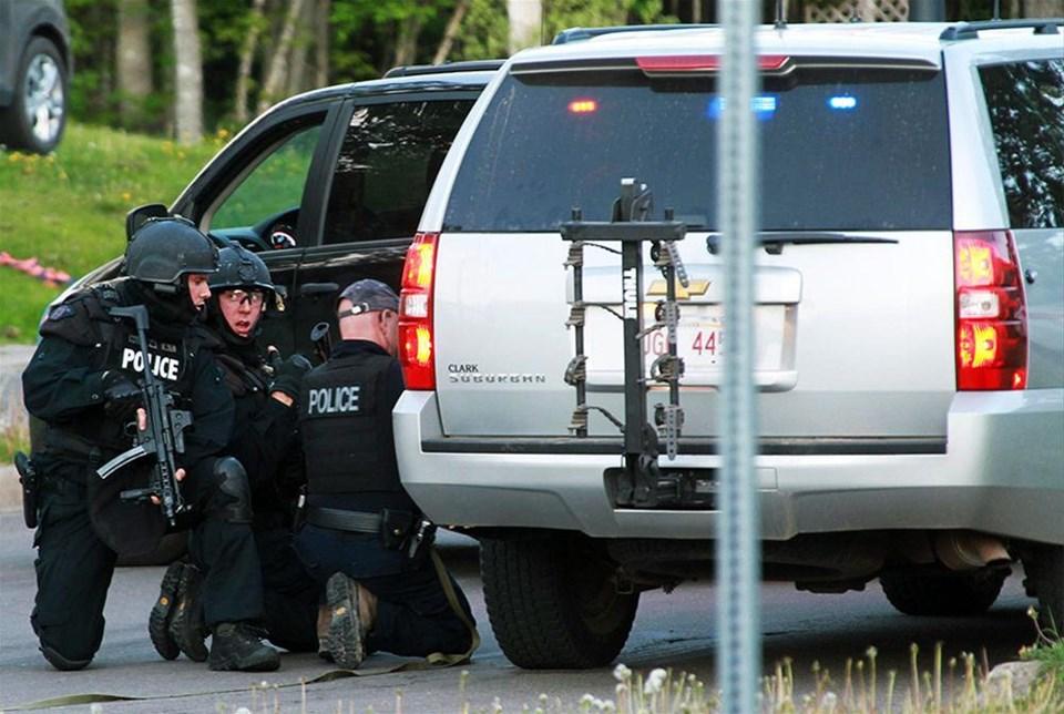 3 polisi öldüren 'Rambo' yakalandı