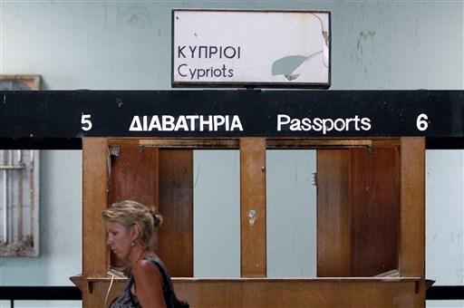 35 yıl sonra Lefkoşa Havaalanı