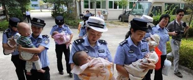 382 bebek tacirlerden kurtarıldı