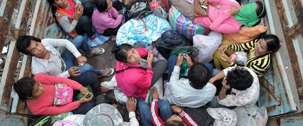 50 milyon mülteci