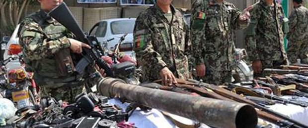 7 Taliban militanı öldürüldü