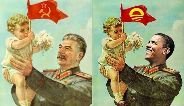 Obama'nın silah genelgesini açıklarken çocukları yanına alması silah lobisi tarafından eleştirildi. Obama, Eski Sovyet diktatör Josef Stalin ve Hitler gibi diktatörlerle karşılaştırıldı. ABD basınında yer alan haberlerde, diktatörlerin çocuklarla birlikte