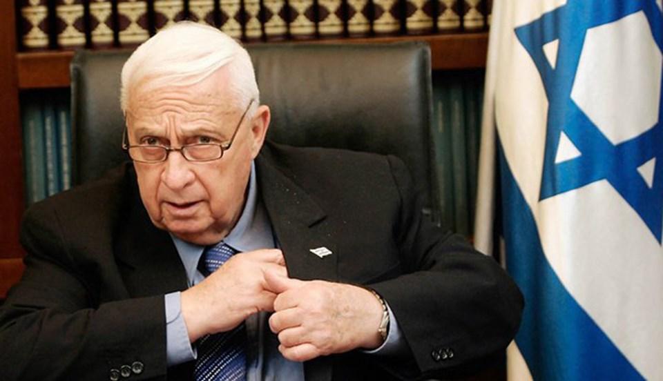 Ariel Şaron 2001-2006 yılları arasında İsrail'de başbakanlık yaptı.